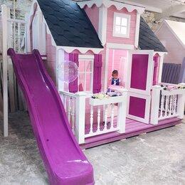 Игровые домики и палатки - Горка стеклопластик 3 метра из стеклопластика, 0