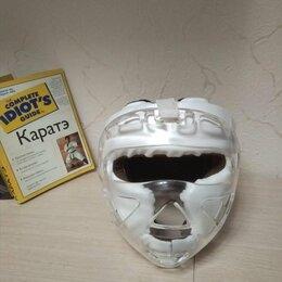Спортивная защита - Шлем для карате(кудо, тхэквондо), 0
