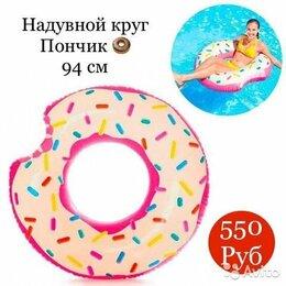 """Спасательные жилеты и круги - Надувной Круг """"Пончик"""" 94 см, 0"""