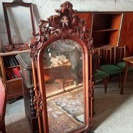 Зеркала - старинное зеркало, 0