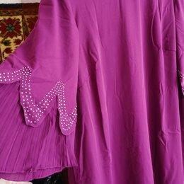 Платья - Шикарное платье 58-60 размера новое пр.Турция, 0