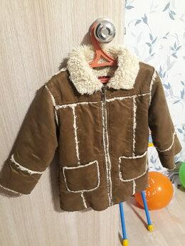 Куртки и пуховики - Дублёнка Еврозима H&M, 0