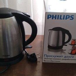 Электрочайники и термопоты - Чайник Philips HD9306, 0
