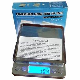 Лабораторное оборудование - Весы Электронные Professional digital table top…, 0
