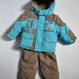 Комплекты верхней одежды - Комплект зимнего костюма для мальчика, 0