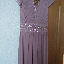 """Платья - Вечернее платье """"макси"""" размер 46-48 рост 170 цена 3000 руб, 0"""