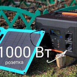 Универсальные внешние аккумуляторы - ИБП Резервный аккумулятор розетка 220В/1000Вт 324000мАч, 0