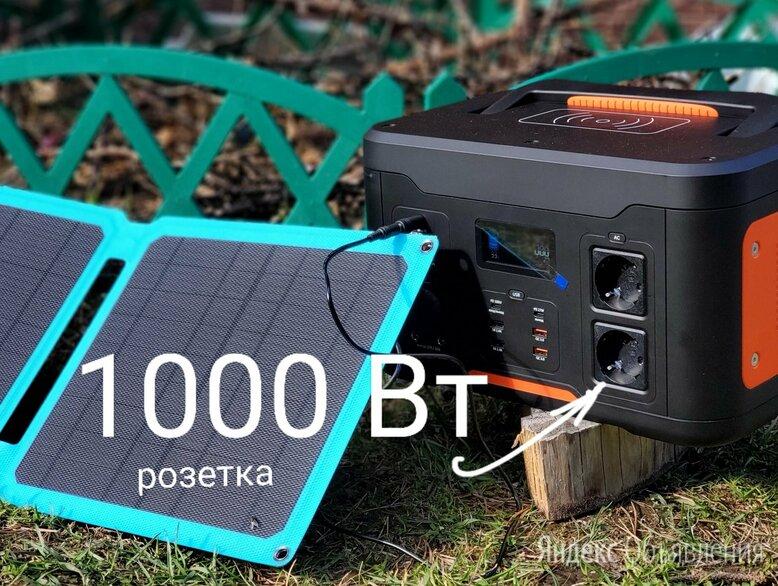 ИБП Резервный аккумулятор розетка 220В/1000Вт 324000мАч по цене 59900₽ - Универсальные внешние аккумуляторы, фото 0