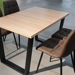 Столы и столики - Стол Оксфорд в стиле ЛОФТ, 0