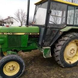 Спецтехника и навесное оборудование - Трактор Gohn Deere 1640, 0