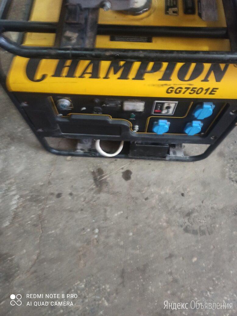 Генератор бензиновый, дизельная электростанция аренда по цене 1200₽ - Электрогенераторы и станции, фото 0