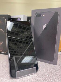 Мобильные телефоны - iPhone 7 Plus Black 32gb б/у Ростест, 0
