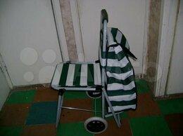 Кресла и стулья - Стул+хозяйственная  тележка  новая  из Финляндии , 0