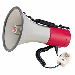 Микрофоны - SHOW ER56S/W Мегафон наплечный, 25 Вт,…, 0