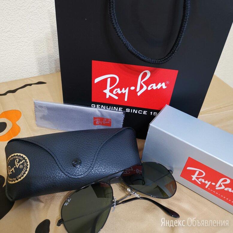 Солнцезащитные очки новые по цене 4989₽ - Очки и аксессуары, фото 0