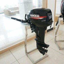 Аксессуары и комплектующие - Лодочный мотор HANGKAI M9.9 HP(15) со склада, 0
