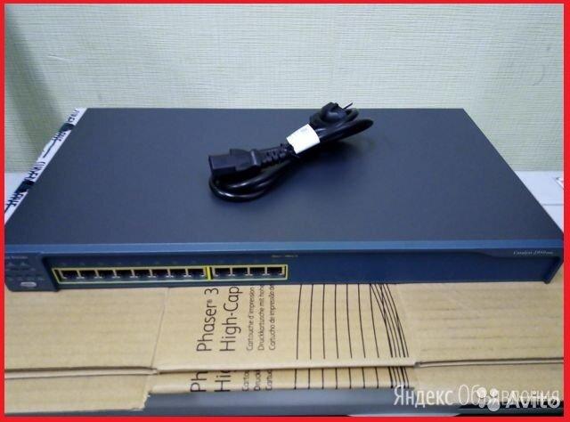 Коммутатор Cisco Catalyst 2950-12 по цене 3000₽ - Проводные роутеры и коммутаторы, фото 0