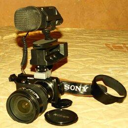 Фотоаппараты - Sony nex F3, 0