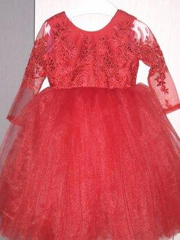 Платья и юбки - нарядное платье на годик с обувью , 0