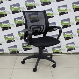Компьютерные кресла - Кресло Sti-Ko44/black спинка сетка черный, сиденье черный, 0