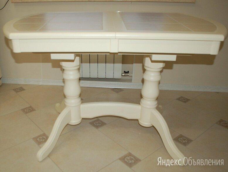 стол кухонный из массива по цене 24340₽ - Столы и столики, фото 0