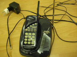 Радиотелефоны - Беспроводной стационарный телефон Taekwang Mini , 0