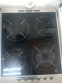 Плиты и варочные панели - Стеклокерамическая электроплита, 0