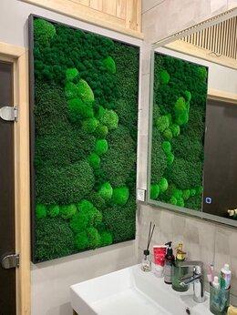 Картины, постеры, гобелены, панно - Озеленение интерьера , 0