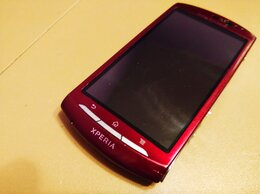 Мобильные телефоны - Sony Ericsson Xperia neo Red РосТест, 0