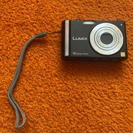 Фотоаппараты - Фотоаппарат Panasonic Lumix DMC-FS20, 0