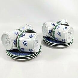 Кружки, блюдца и пары - Villeroy Виллерой Бох чашка блюдце, 0