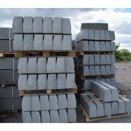Тротуарная плитка, бордюр - Бордюрный камень БР 100.20.8, 0