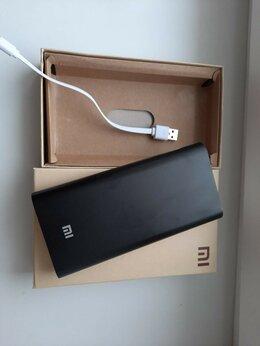Зарядные устройства и адаптеры - Новый Xiaomi MI 20000 мАч Power Bank, 0