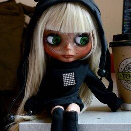 Куклы и пупсы - Кукла Blythe кастом, 0