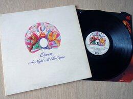 Виниловые пластинки - Queen - A Night At The Opera 1975 Original GB LP…, 0