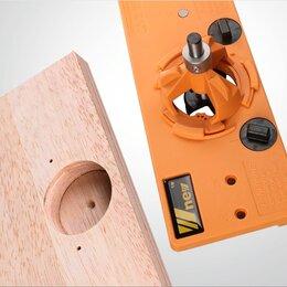 Наборы инструментов и оснастки - Кондуктор для мебельных петель, 0