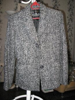 Пиджаки - Пиджак букле р.44-46, 0
