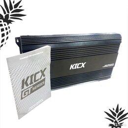Усилители и ресиверы - Автомобильный усилитель Kicx GT 4.100 , 0