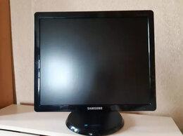 """Мониторы - 19"""" ЖК монитор Samsung с поворотом экрана с DVI, 0"""