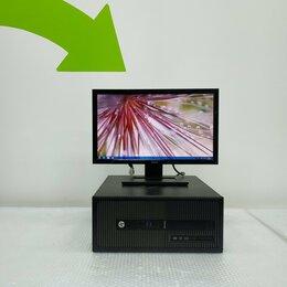Настольные компьютеры - Настольный компьютер Core i3 3210/8/HDD500+SSD120, 0