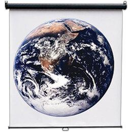 Экраны - Экран настенный 200*200см ScreenMedia Economy-P MW, 0