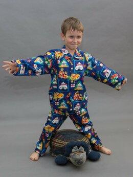 Домашняя одежда - Пижама для мальчика, 0