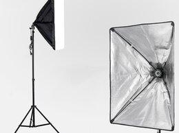 Осветительное оборудование - Набор Фототом SB-5070AC8711 (софтбокс, патрон…, 0