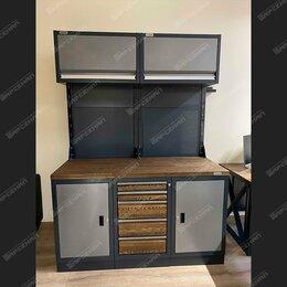 Стеллажи и этажерки - Металлическая мебель, 0