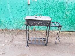 Грили, мангалы, коптильни - Мангал Инсигния, сталь 6 мм, 0
