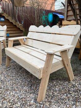 Скамейки - Комплект садовой мебели, 0