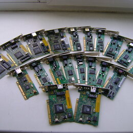 Сетевые карты и адаптеры - PCI сетевые карты Ethernet 10/100 QQ, 0