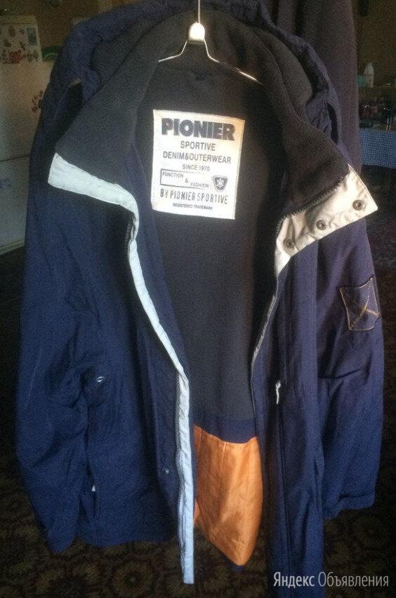 Мужская куртка Pionier с капюшоном (большая) по цене 4000₽ - Куртки, фото 0