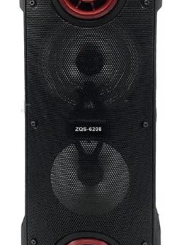Умные колонки - Большая колонка Bluetooth беспроводная ZQS-6208, 0