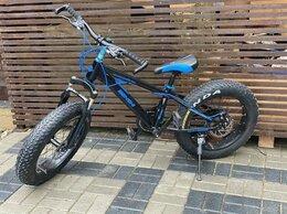 Велосипеды - Фэтбайк детский, 0